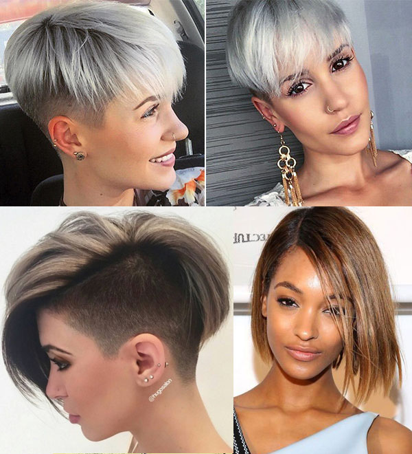 Какие прически в моде 2017 на короткие волосы