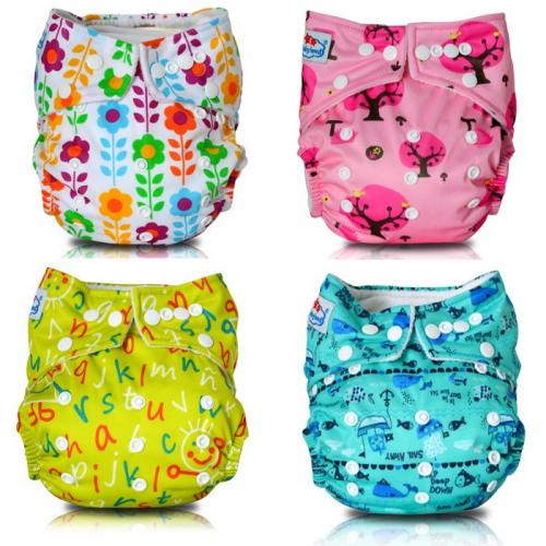 Широкий выбор подгузников от интернет-магазина nanbaby.ru